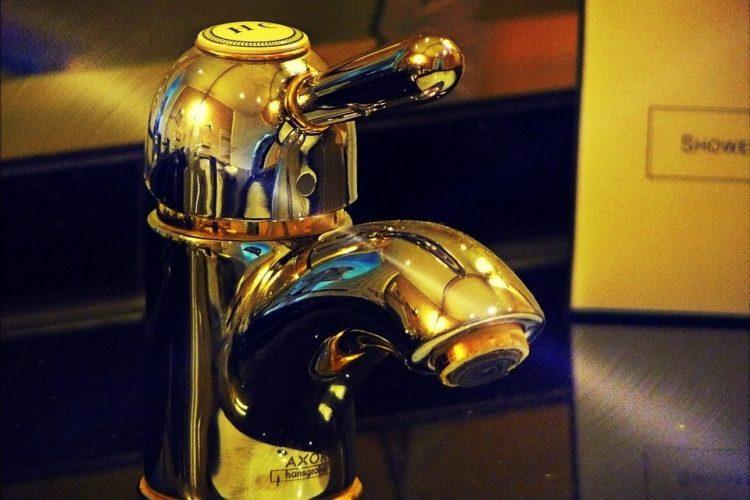 Návod na výměnu vodovodní baterie