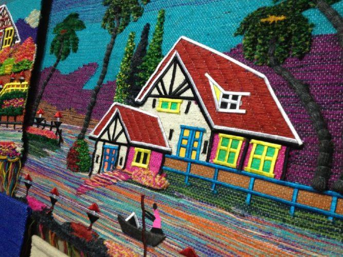 Jak malovat na textil