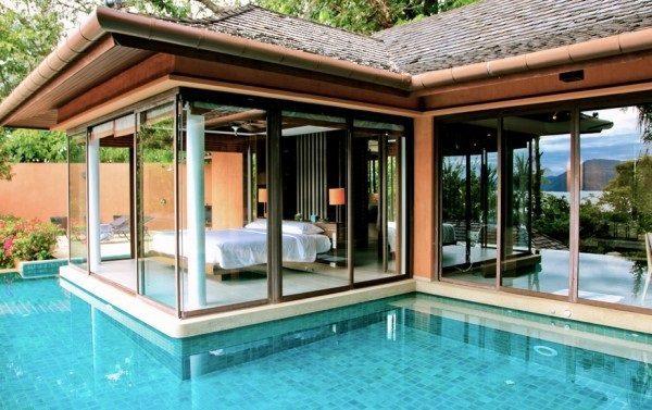 Sníte o možnosti jít z postele rovnou do bazénu?