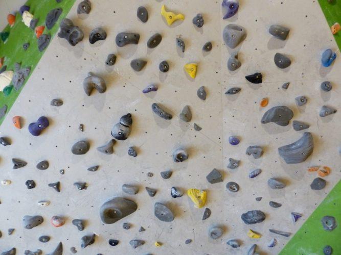 Jak vytvořit lezeckou stěnu pro děti
