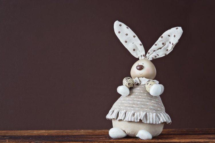 Jak si vyrobit velikonočního zajíčka