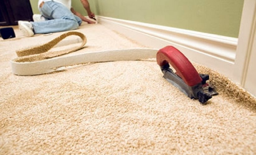 Jak položit koberec