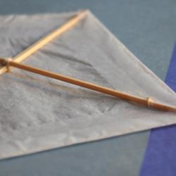 Jak vyrobit létajícího draka z papíru? Pracovní postup