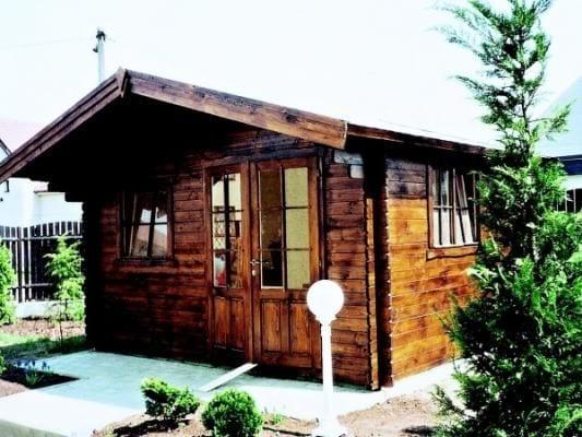 zahradní domek laura
