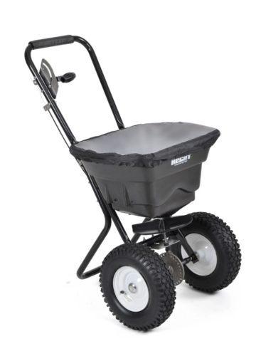 Posypový vozík využijete nejen v zimě
