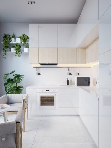 Jak vymalovat kuchyň? Jakým barvám se vyhnout?