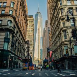 One World Trade Center - Nejvyšší budova USA