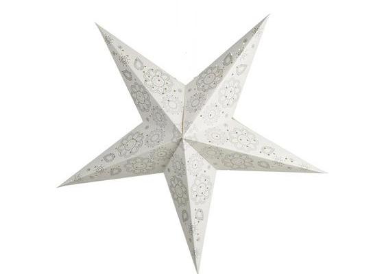 Jak vyrobit vánoční hvězdu z papíru