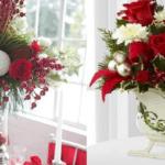 Návod jak vyrobit dekorace na vánoční stůl