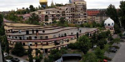 TOP 10 nejzajímavějších staveb světa