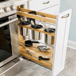 Tipy a inspirace jak zařídit malou kuchyň