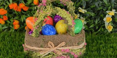 Velikonoční výzdoba pro 2019 – Tipy a inspirace