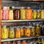 Zima se blíží – připravte sklep na uskladnění potravin